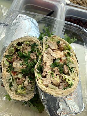 Chicken-shawarma-wrap